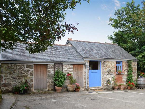 The Blue Door Barn in Cornwall