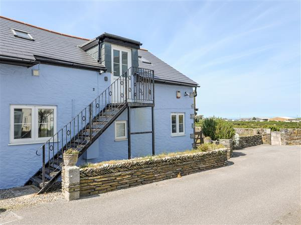 The Blue House from Sykes Holiday Cottages