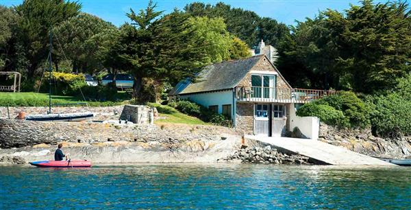 The Boathouse in Cornwall