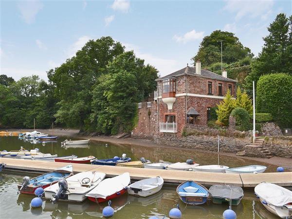 The Boathouse in Stoke Gabriel, Devon