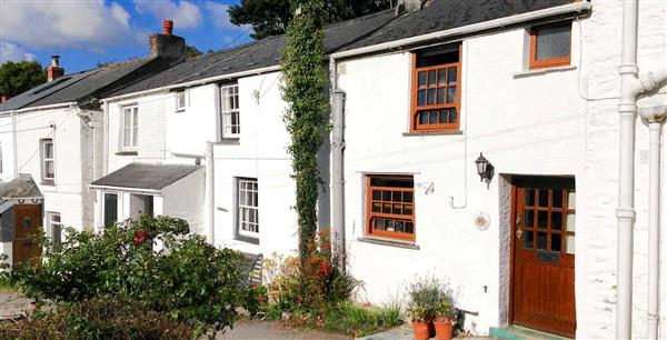 The Bolt Hole in Cornwall