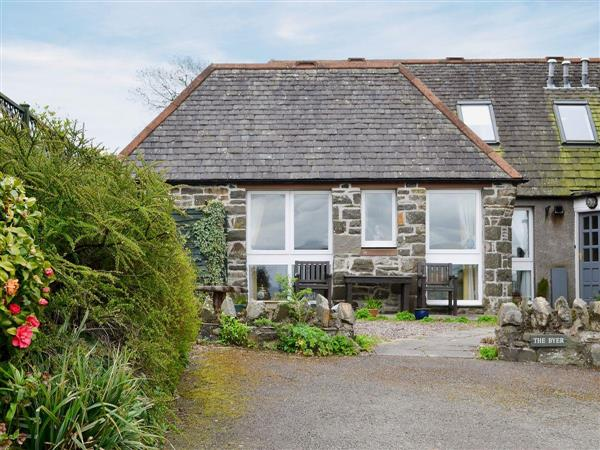 The Byre Cottage in Kirkcudbrightshire