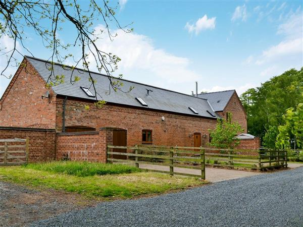 The Byre in Shropshire