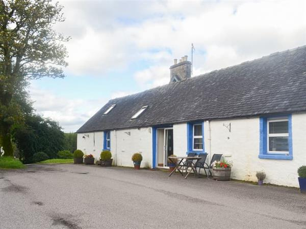 The Byre in Argyll
