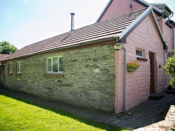The Byre in Dyfed