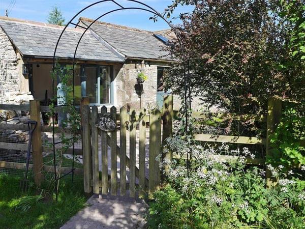 The Byre in Cumbria