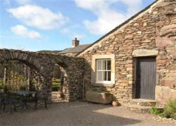 The Byre@ High House Farm in Cumbria