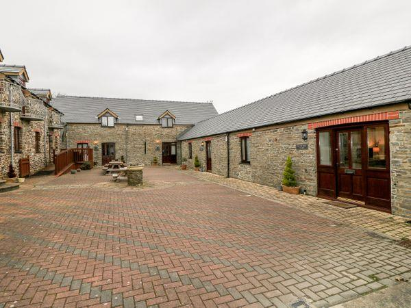 The Calf Suite in Aberystwyth, Dyfed