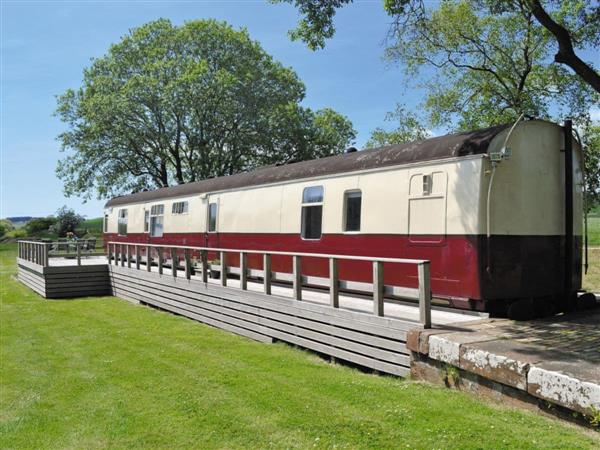 The Carriage in Kirkcudbrightshire