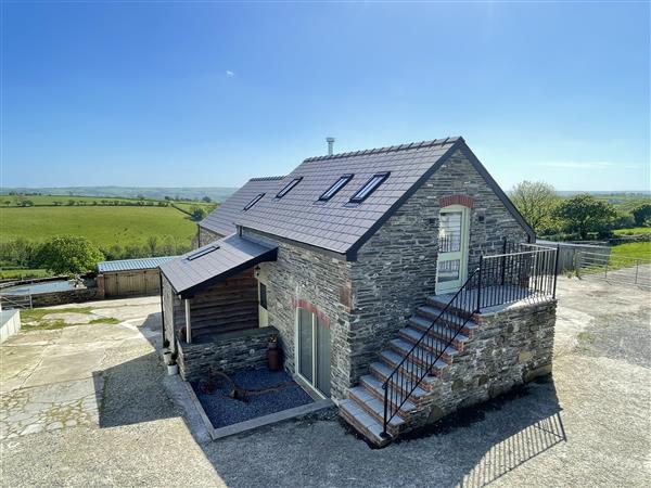 The Cart Barn @ Cadwgan in Dyfed