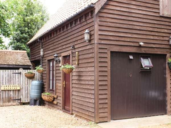 The Cart Lodge in Norfolk