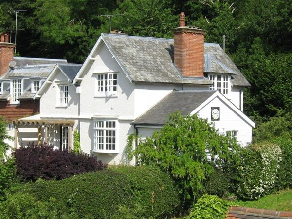 The Clock Cottage from Cottages 4 You