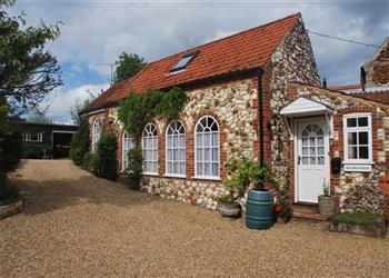 The Coach House (Sedgeford) from Norfolk Hideaways