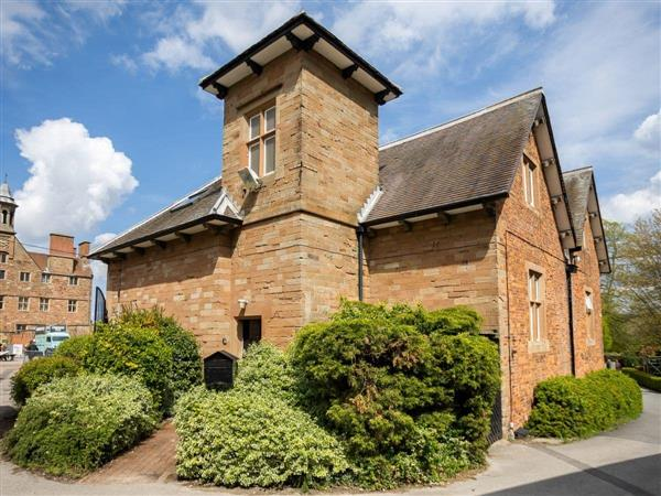 The Coach House Apartment in Rufford, Nottinghamshire