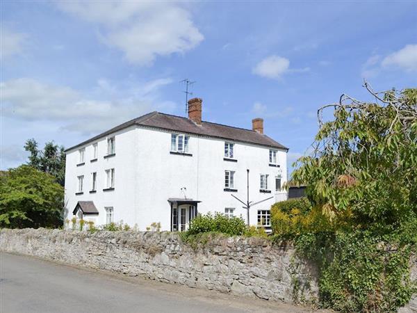 The Coach House, Shropshire