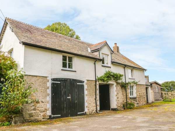 The Coach House in Devon