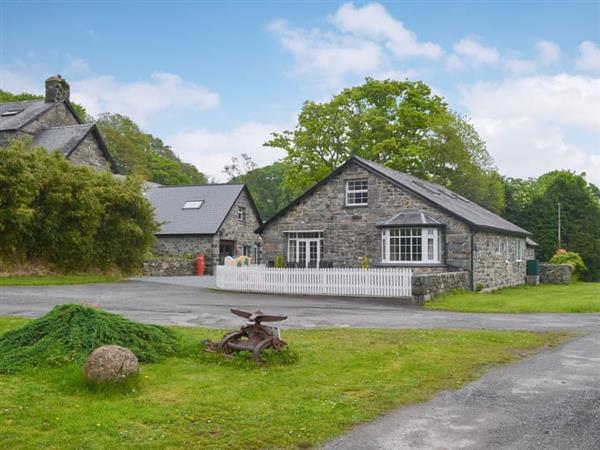 The Coach House in Llanbedr, near Barmouth, Gwynedd