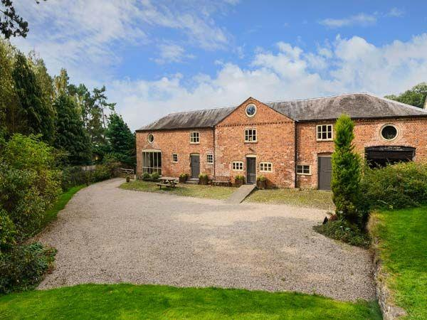 The Coach House in Shropshire