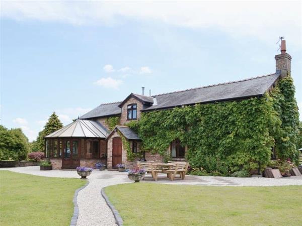 The Coach House, Powys