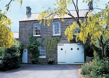 The Coach House in Derbyshire