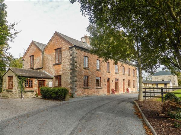 The Coach House from Sykes Holiday Cottages