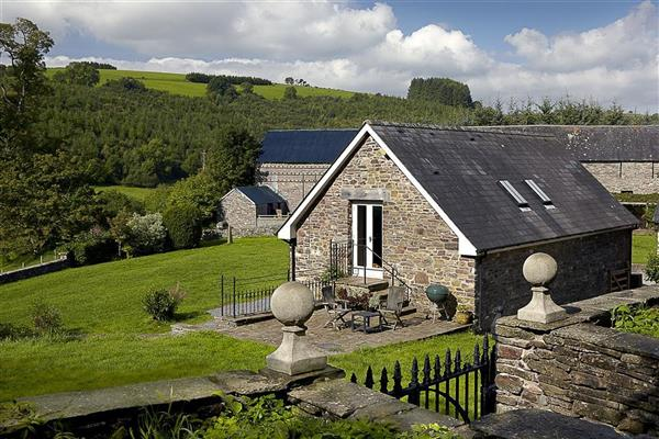 The Coach House in Sennybridge, Powys