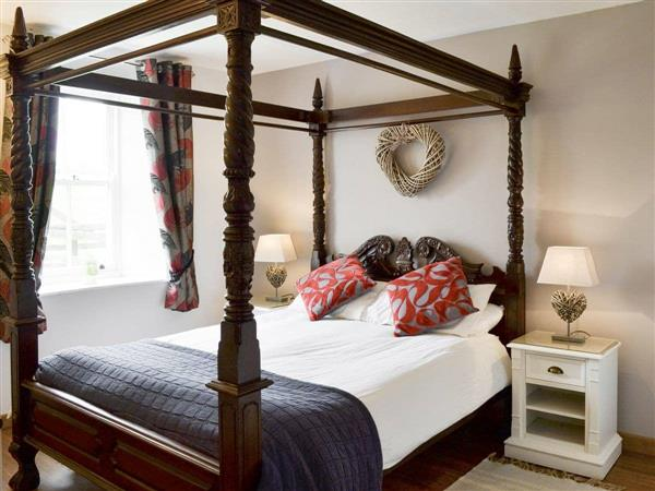 The Coach House in Northumberland