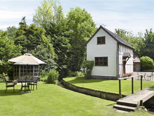 The Corn Mill Cottage in Herefordshire