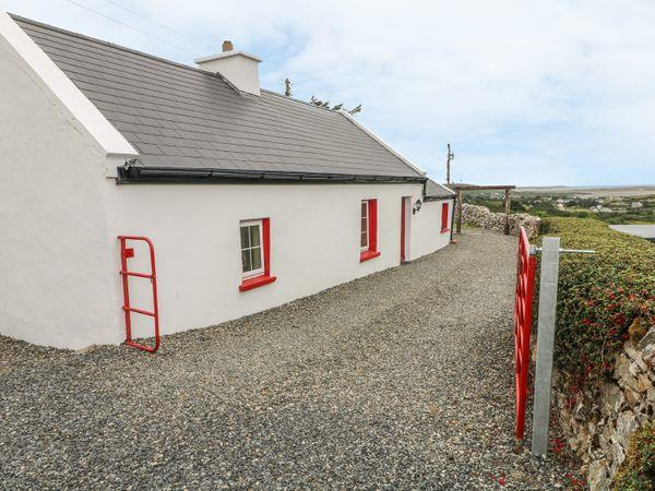 The Cottage in County Donegal