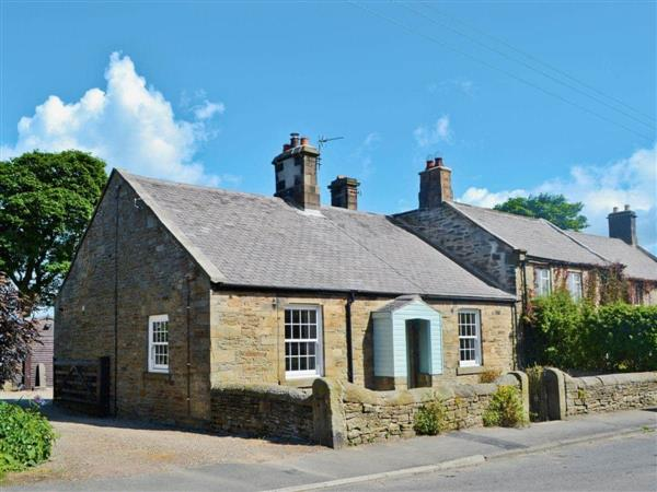 The Cottage in Northumberland