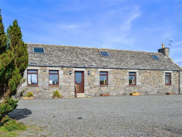 The Cottage at Castle Sinniness in Wigtownshire