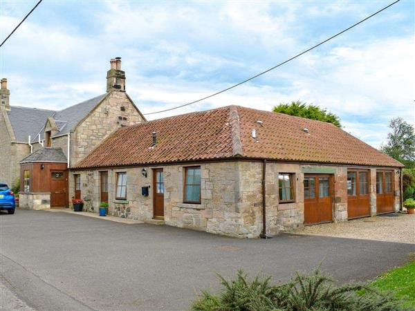 The Cottage at Cauldcoats in West Lothian