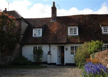 The Cottage at Twyford in Hampshire