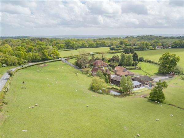 The Cottages at Frame Farm in Kent
