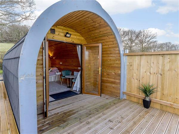 The Countrymans Retreat - The Towy in Dyfed