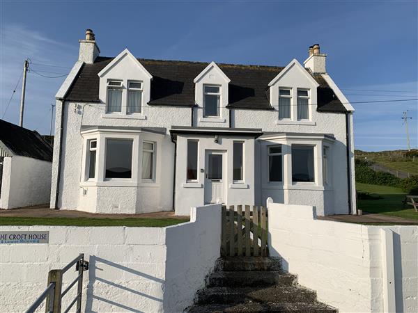 The Croft House in Isle Of Skye
