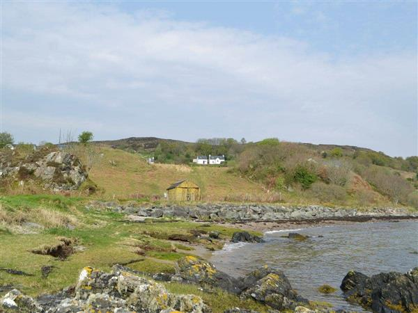 The Croft, Isleornsay, Isle of Skye