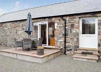 The Dairy & The Stables at Drumlane - The Stables in Kirkcudbrightshire