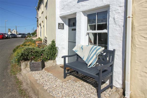 The Dolls House in Porthleven, South West Cornwall