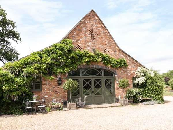 The Dutch Barn in Cheshire