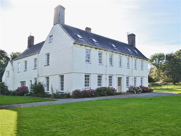 The East Wing in Gwynedd