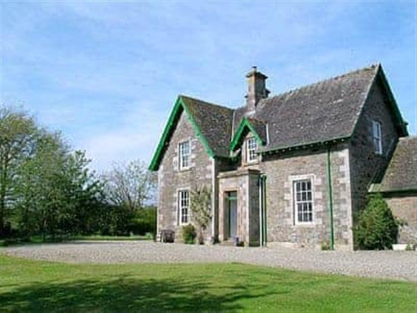 The Factor's House in Argyll