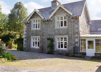 The Factor's House in Kirkcudbrightshire