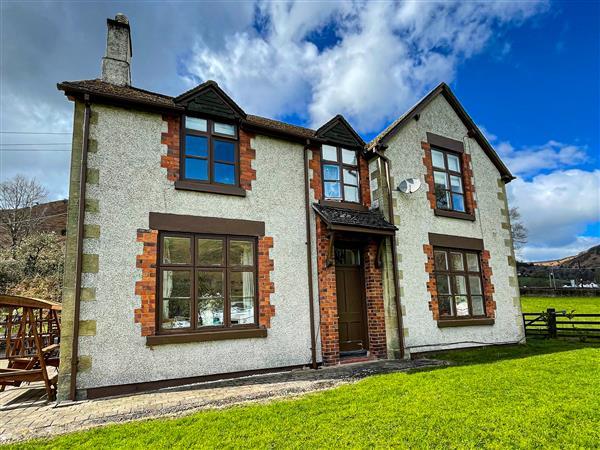 The Farm House in Denbighshire