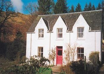The Farm House in Argyll