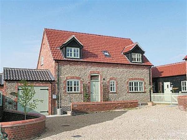 The Farmhouse in Norfolk