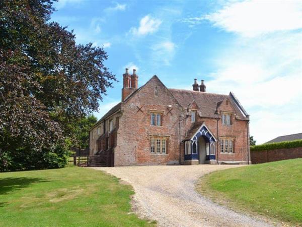 The Farmhouse in Dorset