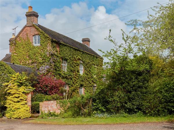 The Farmhouse in Derbyshire