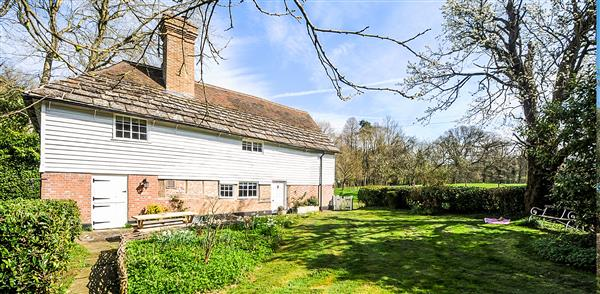 The Farmhouse at Lydhurst in West Sussex