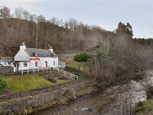 The Fiddichside Inn, Craigellachie, near Aberlour, Banffshire